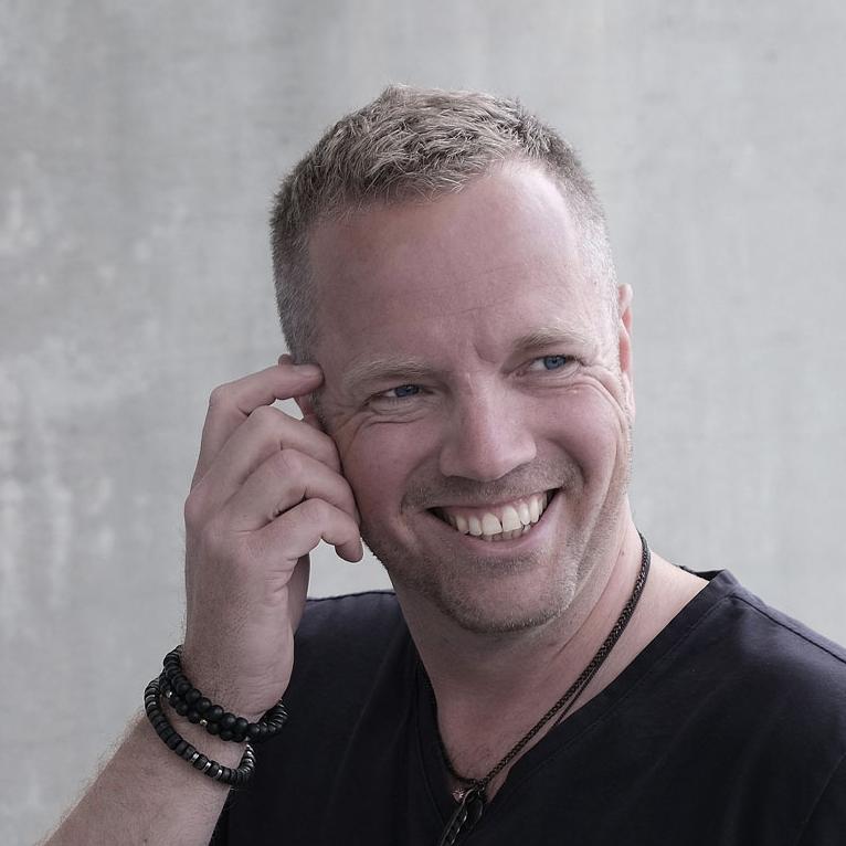 Portrettfoto av Hogne Gjersvik